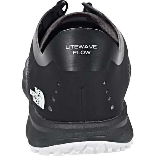 The North Face Litewave Flow Lace - Chaussures Femme - noir sur campz.fr ! 2018 Unisexe VUwjSx8d3